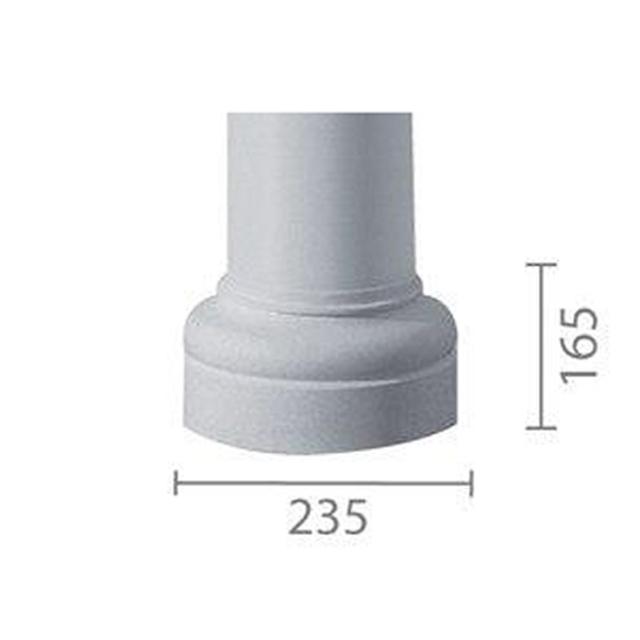 База колонны  б-32 (В 32б)