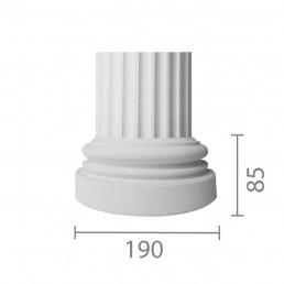 База колонны  б-37 (В 37)
