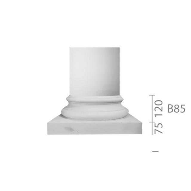 База колонны  б-85 (1/2)